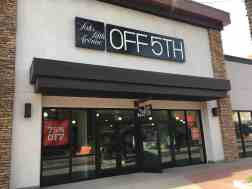 Saks Fifth Avenue Off 5th at Tucson Premium Outlets