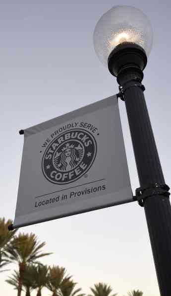 Starbucks Fairmont Scottsdale Princess
