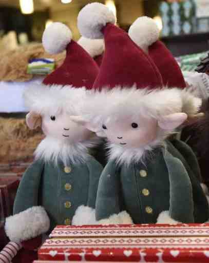 elf souvenirs Christmas at the Princess