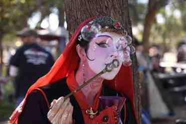 Serendipity of Clan Tynker at Arizona Renaissance Festival