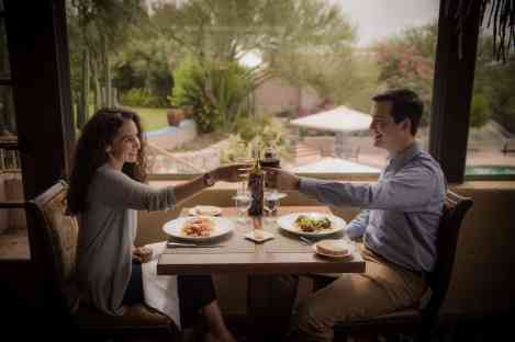 Tucson Dining with a View at Hacienda Del Sol