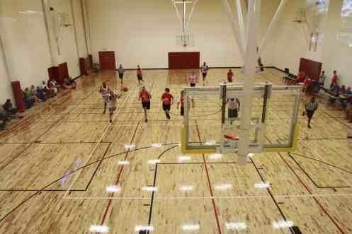 basketball at Ott Family YMCA Tucson