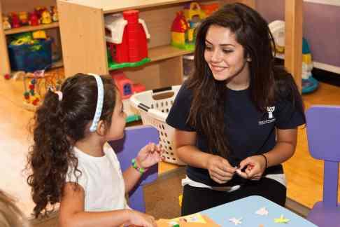 child watch at Ott Family YMCA Tucson