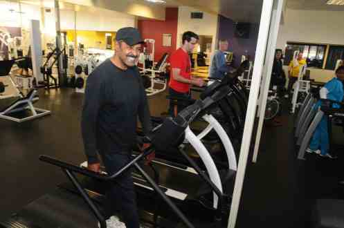 treadmills at Ott Family YMCA Tucson