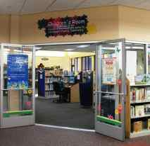 Entrance Children's Room Oro Valley Public Library