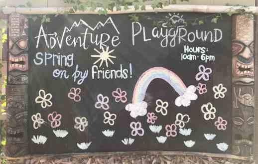 Adventure Playground Irvine California