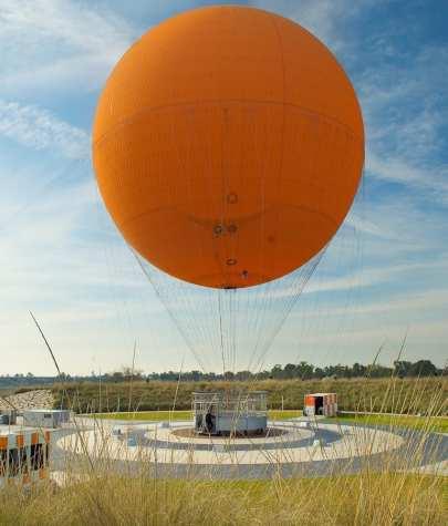 Orange County Great Park Hot Air Balloon