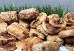 pastries Embassy Suites Irvine