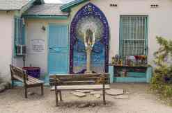prayer benches tumamoc hill paul mirocha