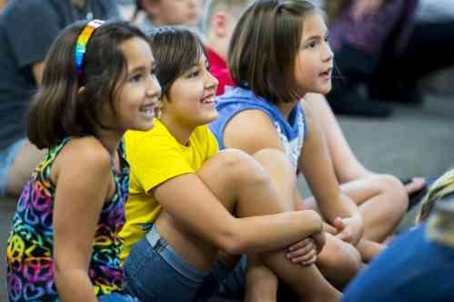 childrens event Wheeler Taft Abbett Sr Library