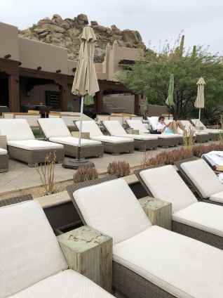 lounge chairs four seasons scottsdale resort