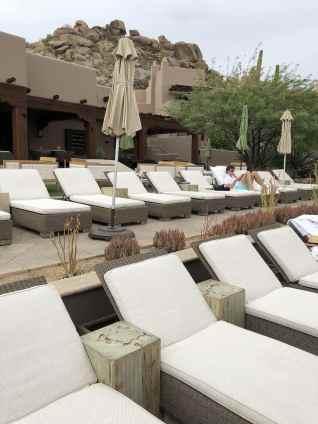 lounge chairs four seasons scottsdale resort