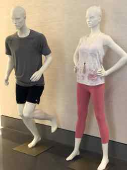athletic clothing shop Phoenician Spa