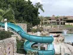 waterslide Phoenician Resort