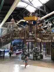 Fort Mackenzie Kids Playing Great Wolf Lodge