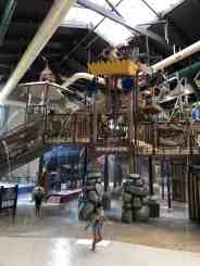 Fort Mackenzie Kids Playing Great Wolf Lodge