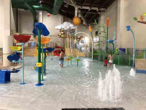 Toddler Play Area Great Wolf Lodge