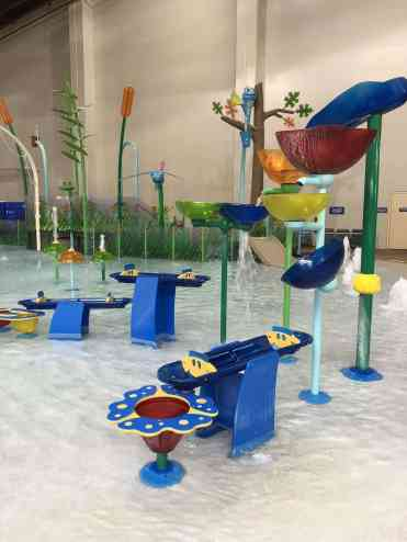Water Tables Great Wolf Lodge