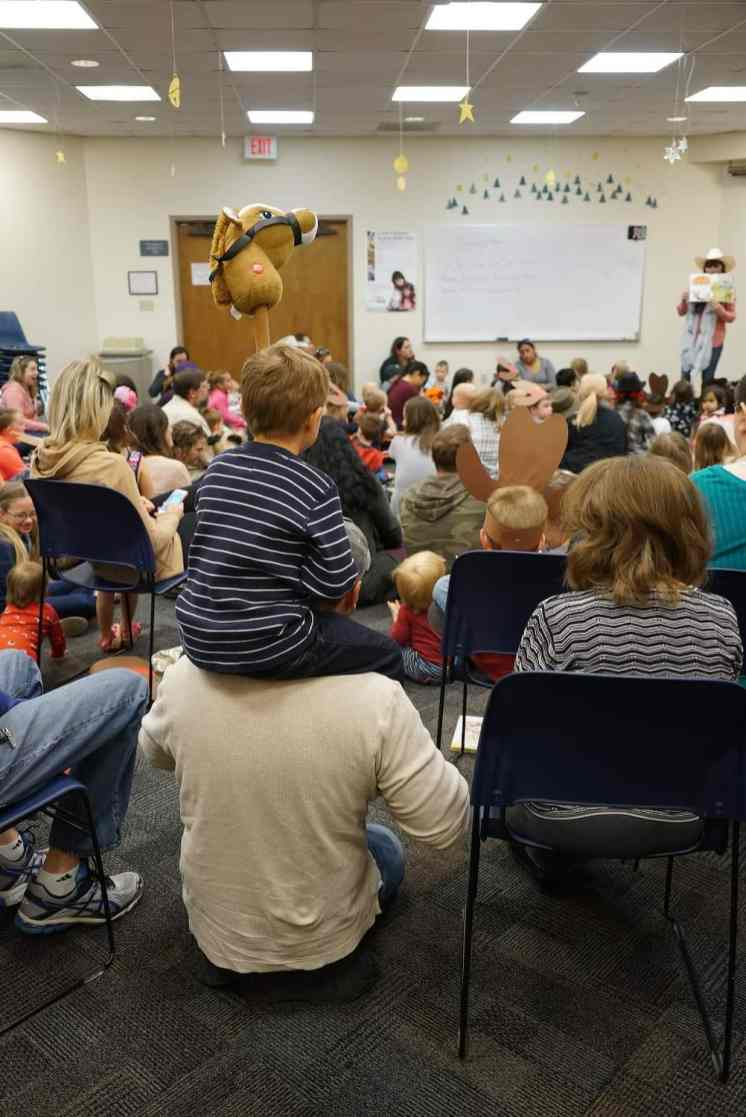 Rodeo Storytime Nanini Library Tucson