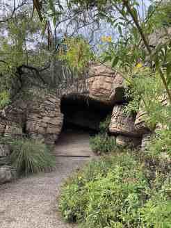 cave arizona sonora desert museum