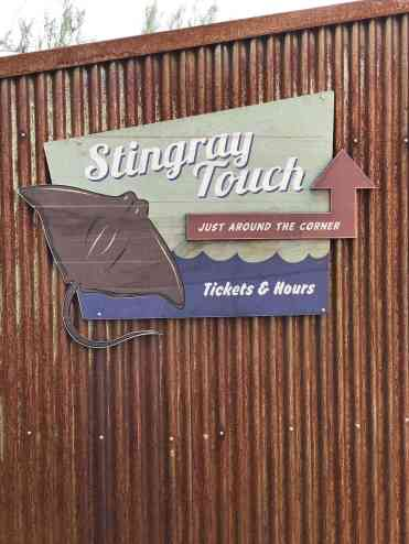 stingray touch tickets hours tucson