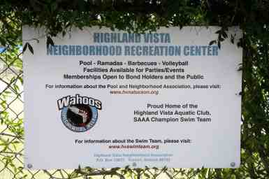 Highland Vista Neighborhood Recreation Center