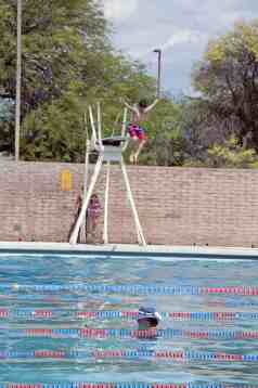 diving board Udall Park