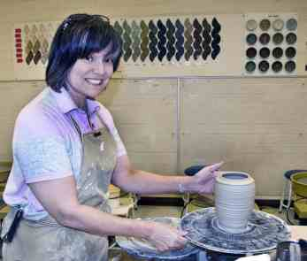 pottery classes Udall Park