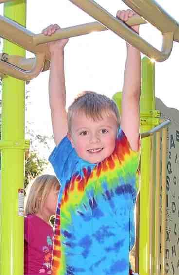preschooler child Udall Park