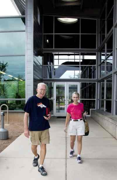seniors Udall Park Tucson
