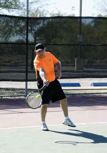 tennis Udall Park