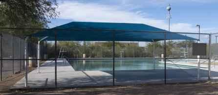 pool Purple Heart Park Tucson