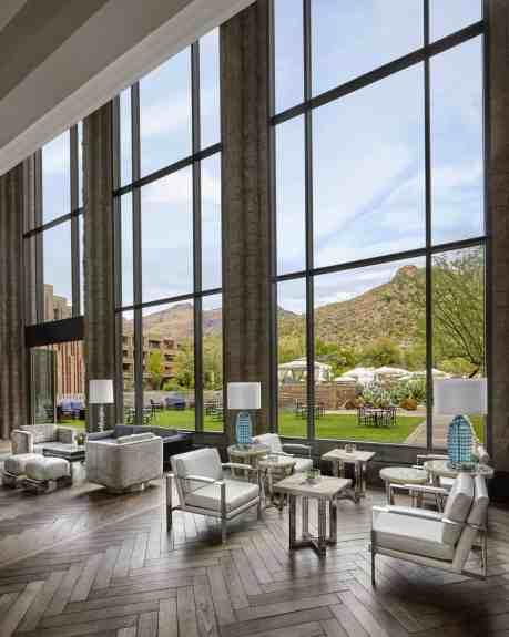 Loews Ventana Canyon Resort Lobby