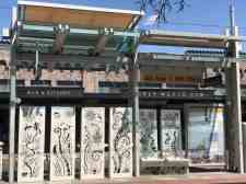 Tucson Streetcar Stop 4th Avenue