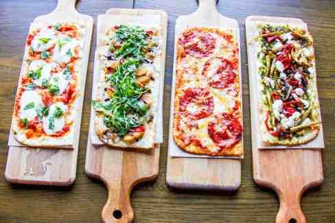 flatbread pizza JW Market Starr Pass