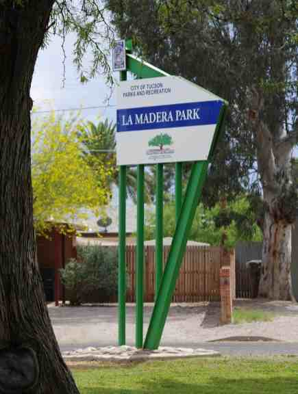 La Madera Park Tucson