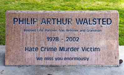 Philip Arthur Walsted Memorial Catalina Park Tucson