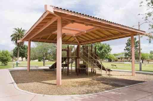 covered playground Catalina Park