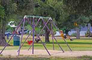 swings La Madera Park