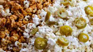 half n half popcorn roadhouse cinemas
