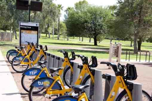 tugo bikes Himmel Park Tucson