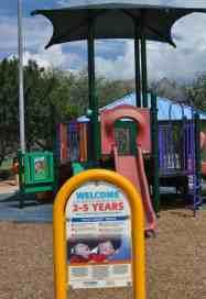 playground ages 2 to 5 McDonald Park Tucson
