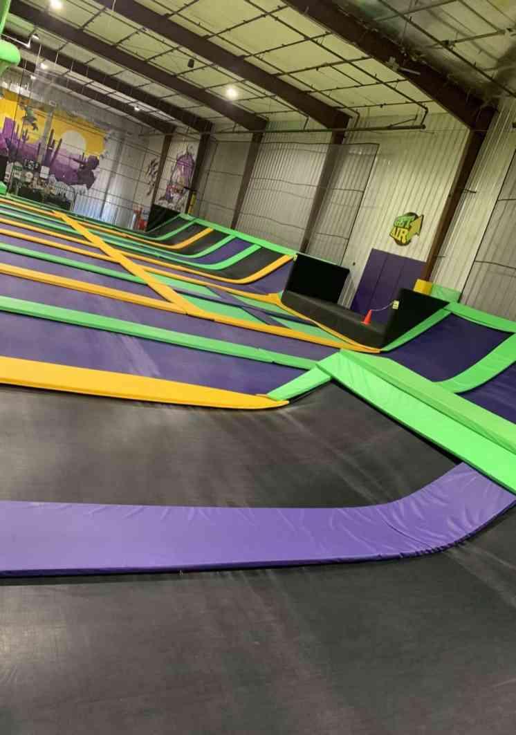 trampoline park Get Air Tucson