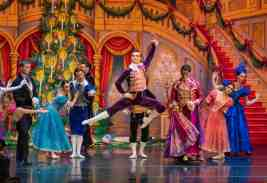 Moscow Ballets Great Russian Nutcracker Brother Fritz