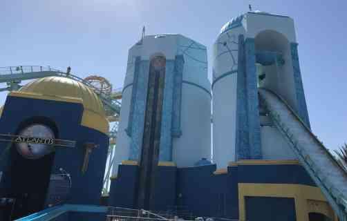 Journey to Atlantis SeaWorld
