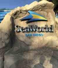 SeaWorld San Diego entrance
