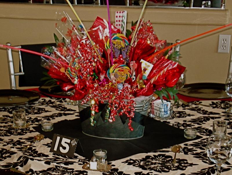Rousels Blog Unique Center Piece This Center Piece Was