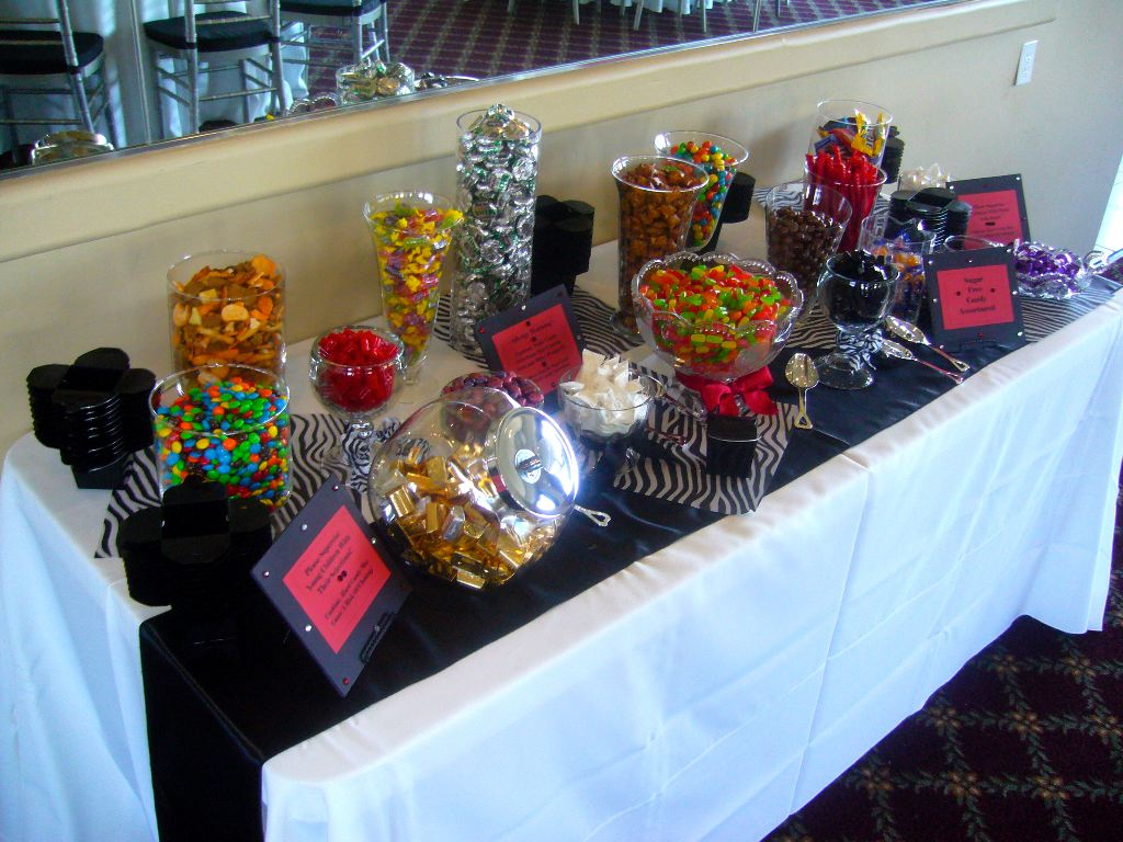 Candy Tables are Popular  My Tucson Wedding