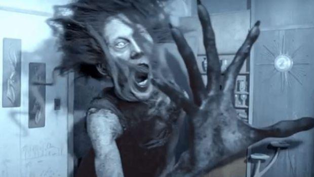 Paranormal: logró filmar al fantasma que lo perseguía