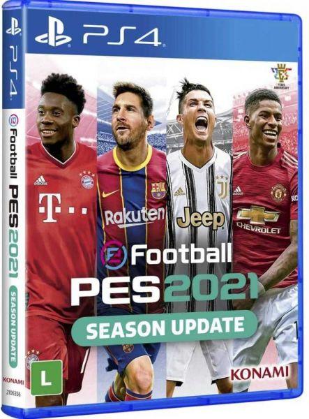 Pes ps4 price daftar harga kaset ps4 konami terbaru; Jogo PES 2021 PS4 Blu-ray p/Playstation 4 KO000006PS4 KONAMI na Tudo à Beça